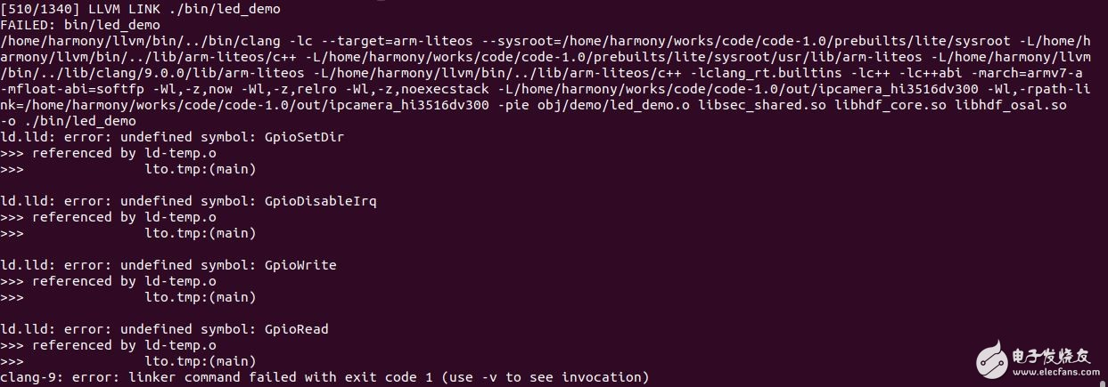 【HarmonyOS HiSpark AI Camera试用连载 】Harmony应用编程之GPIO编程踩坑小记