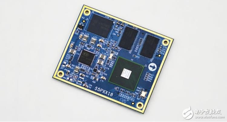 基于八核6818核心板平台 | 工业触摸屏设计辅助系统方案