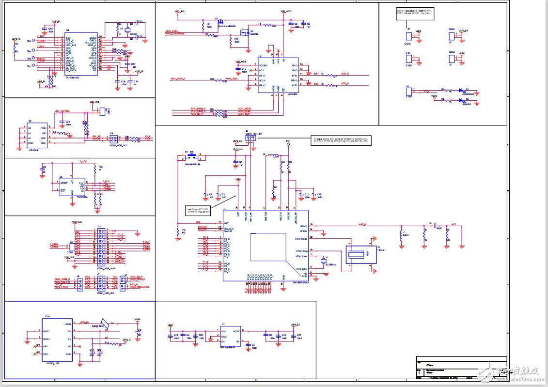 三轴MEMS加速度计—小米智能手环设计方案