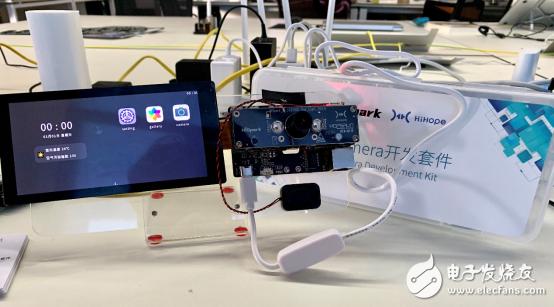 【HarmonyOS HiSpark AI Camera试用连载 】第一篇 开箱报告