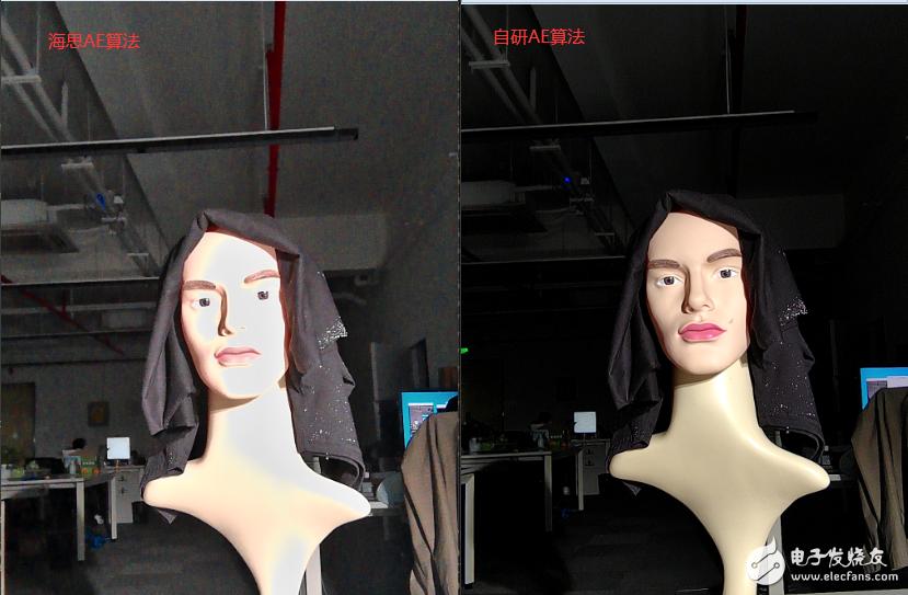 【HarmonyOS HiSpark AI Camera试用连载 】移植自研AE算法到AI Camera第一步在配套官方SDK中跑通