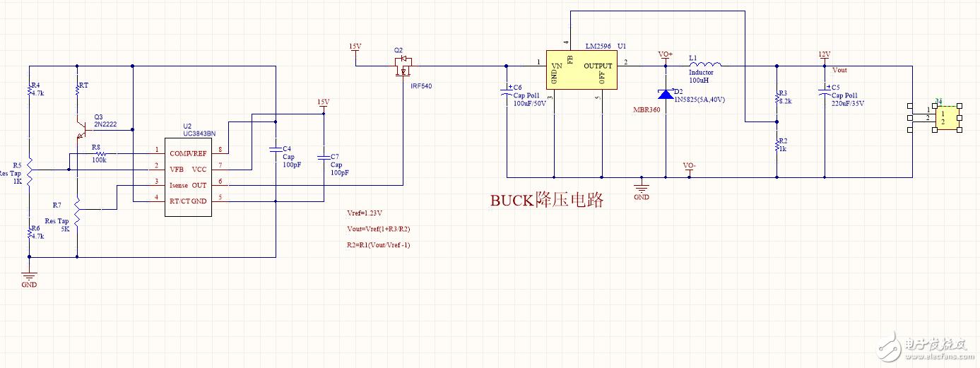 大神們,想請教大家如何設計熱電偶的溫度測量的電路