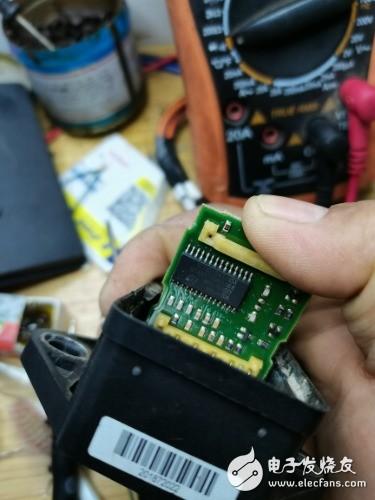 求大神指点这是什么芯片