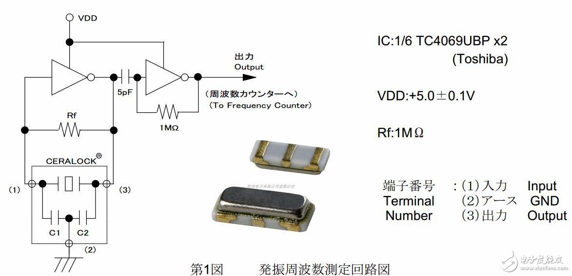 陶瓷谐振器 CSTNE8M00G520000R0 怎么看是有源晶振还是无源晶振?