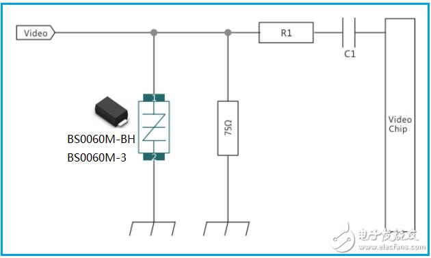 HD-Analog 保護電路
