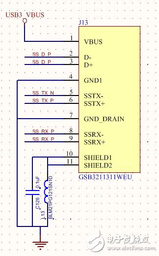 USB3.0接口,想把原来的Type-B的接口更换为Type-C的接口可以直接换吗?