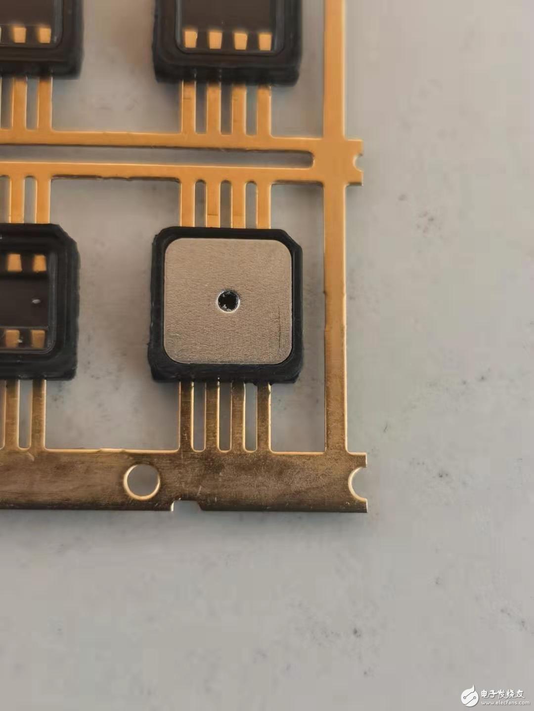 這款壓力傳感器為什么使用金屬蓋封裝?