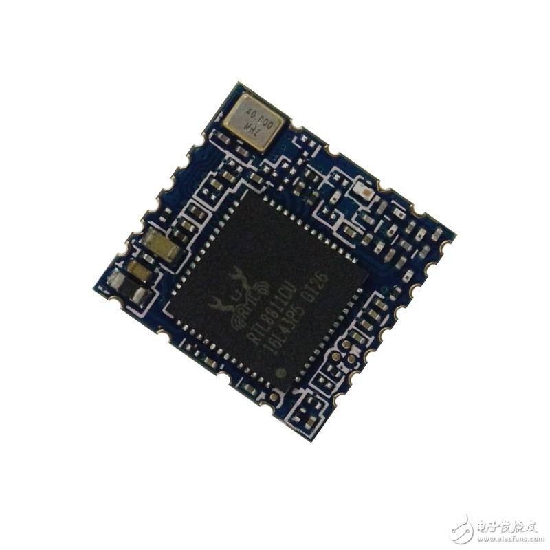 RTL8811CU 双频WiFi模块如何应用?支持多个领域