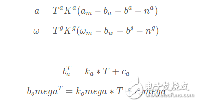 IMU误差来源/表达式/标定