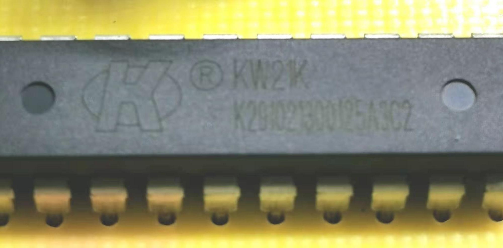 请问如下芯片是何芯片?如何替换