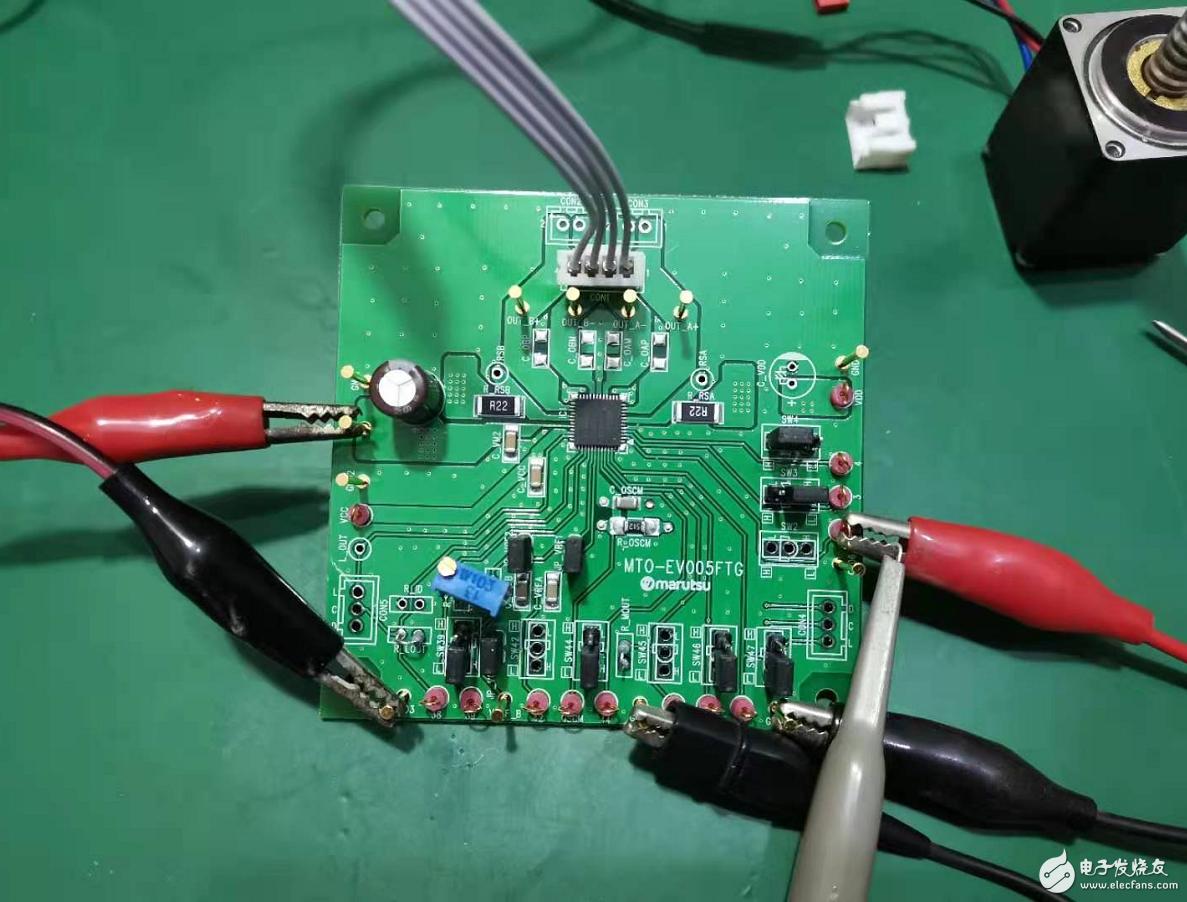 【MTO-EV005开发板试用体验连载】第一篇:开箱快速上手测试