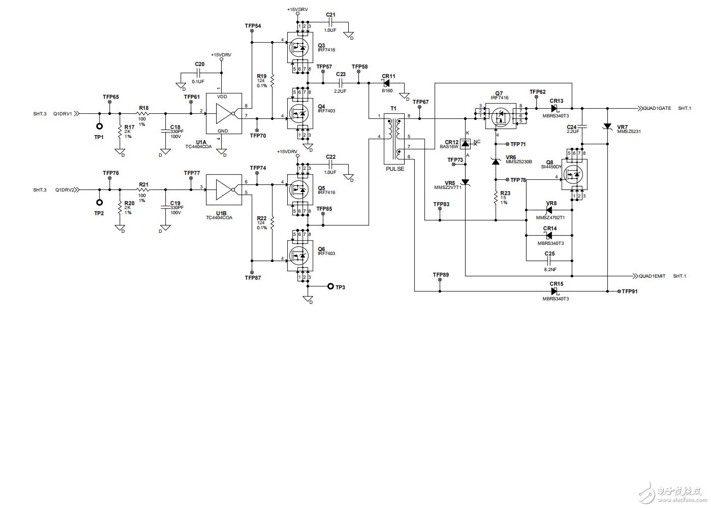 求大佬帮忙分析一下电路原理和作用