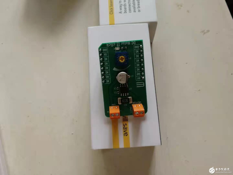 【 MIKROE-4114开发板试用】+开箱体验和芯片介绍