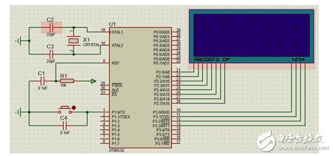 如何使用单片机做一个简单的计数器