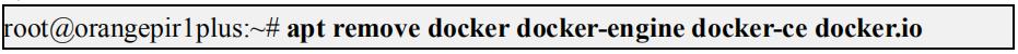 双千兆网口开发板Orange Pi R1 Plus安装Docker的方法