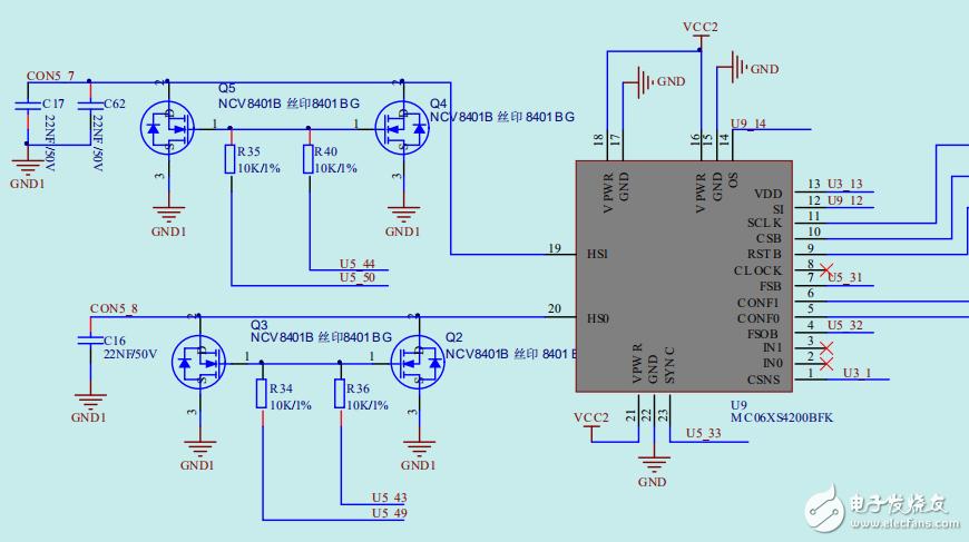 大功率控制器的设计方案探讨