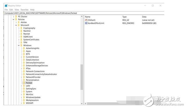 如何限制可保留带宽以提高Windows10中的下载速度?