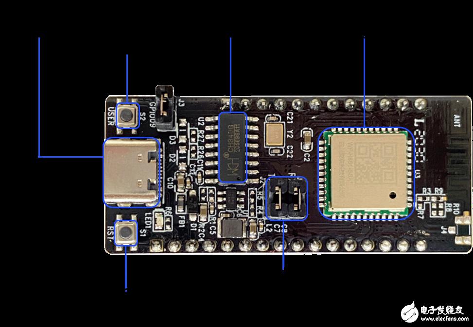【学习】海思 Hi3861 开发平台简介