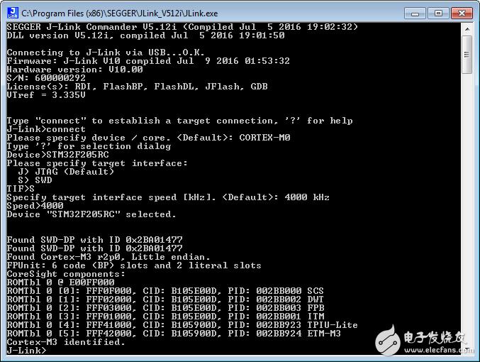 J-Link无法连接芯片的常见解决办法