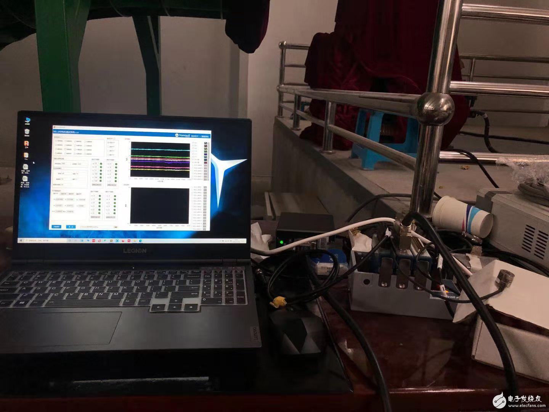 纳米软件案例之多通道数据测试采集系统