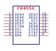 【原创文章】8脚51单片机DIY时间显示+闹钟技术分享(一)