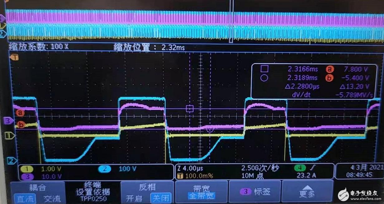 MOS管驱动电压是DS之间的压差还是正电压