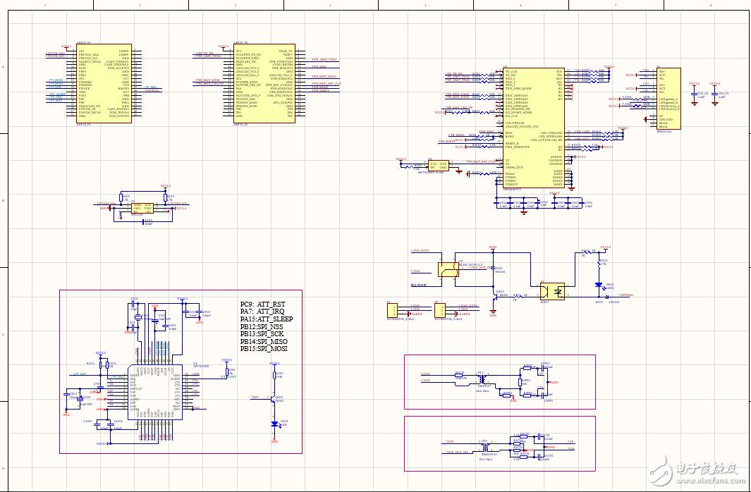 【开源资料】ART-PI智能配电箱电路参考电路