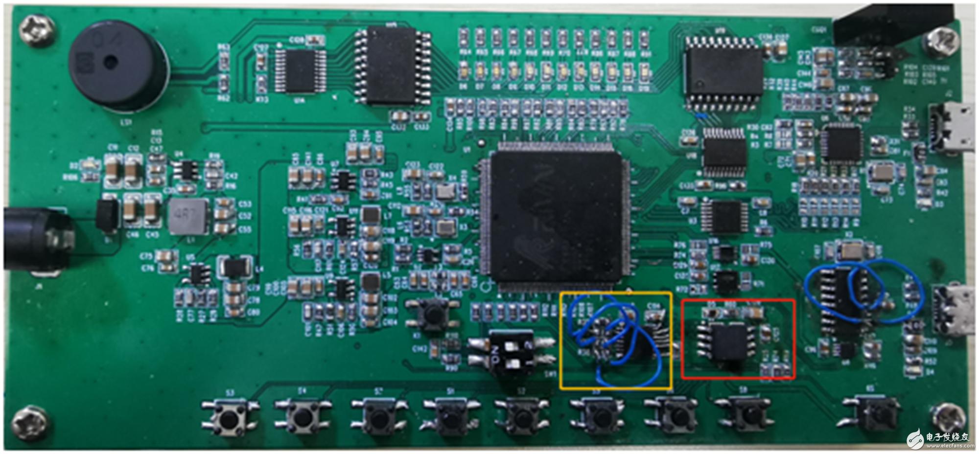 【項目實戰】基于RISC-V單片機的鴻蒙系統開發板項目日記連載---硬件調試篇--SPI讀取Flash
