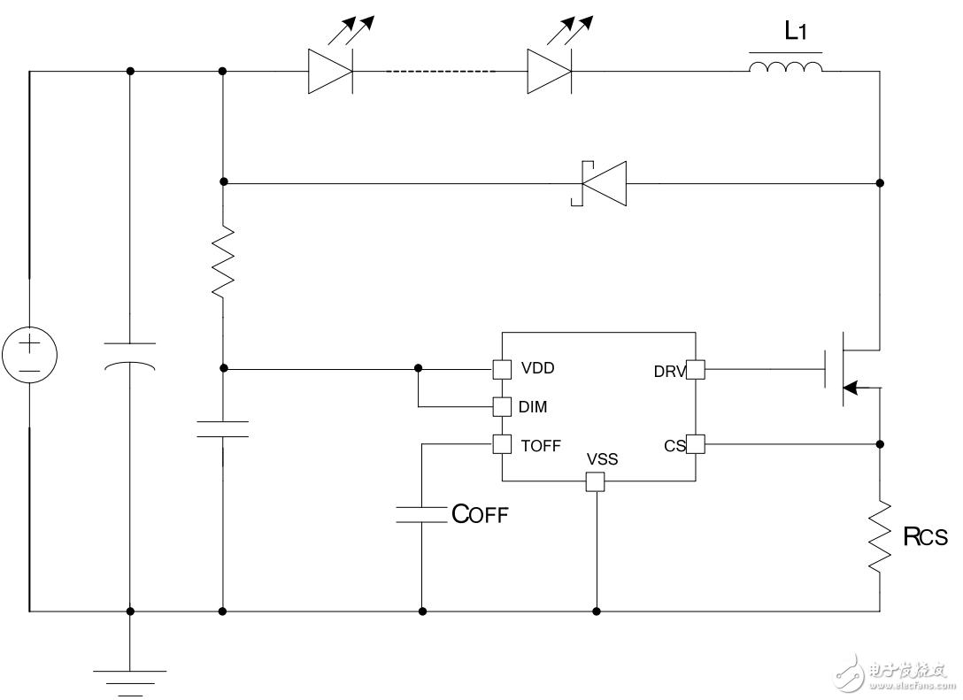尋求LED大功率驅動芯片規格 及取樣問題