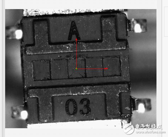 labview视觉 模板匹配 模板roi区域 如何 不跟着物体旋转 且能识别物体中心坐标?