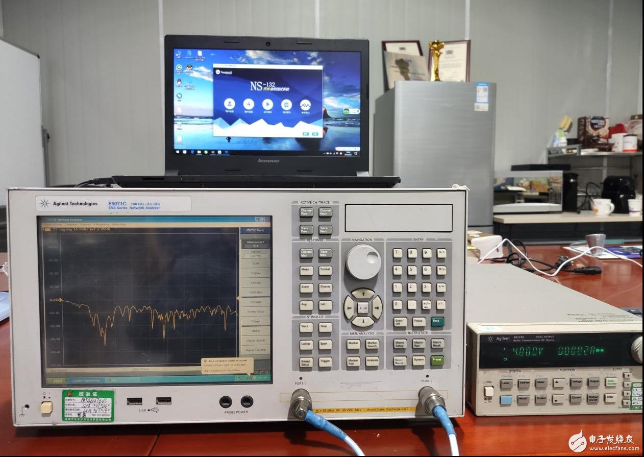 基于网络分析仪的射频器件自动测试系统,第一手资料在这里!