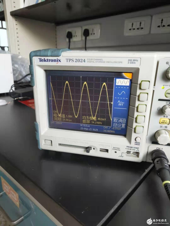 倍压整流输出电压只有理论的三分之一,这是哪里出了问题?