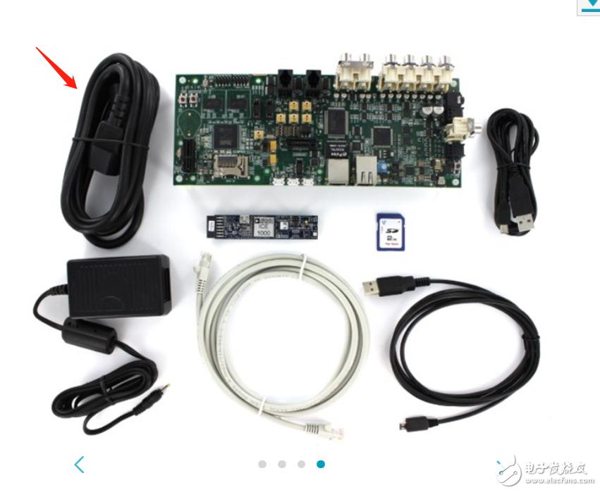 有用过ADI的SC589 EZ-LITE开发板的吗,它的电源线哪里买呢