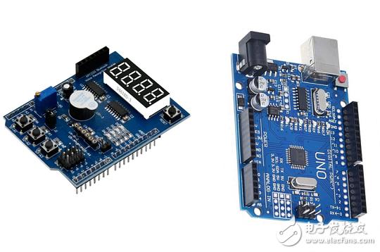 arduino 與 labview多功能能實驗板 labview初學者使用
