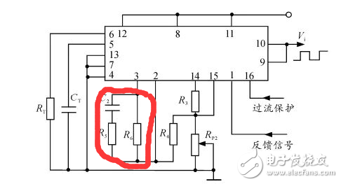 TL494外围电路