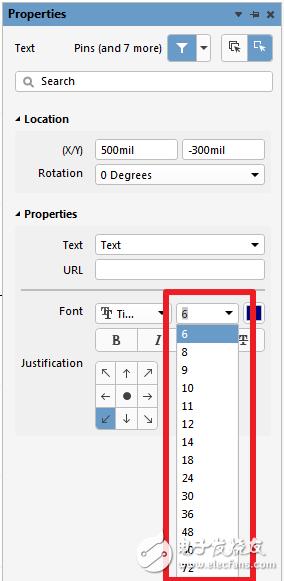 【Altium小课专题 第033篇】原理图库创建过程中如何对字体大小设置?