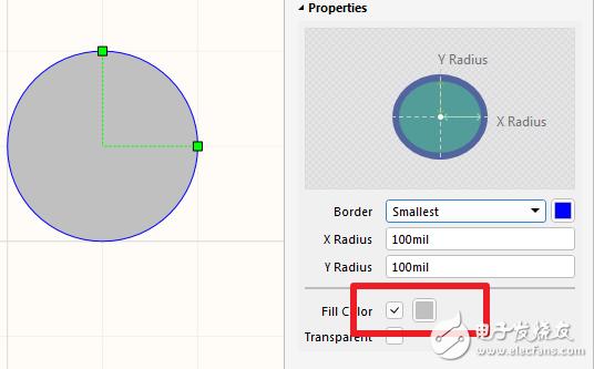 【Altium小课专题 第039篇】元件模型绘制过程中如何绘制出实心的圆形?