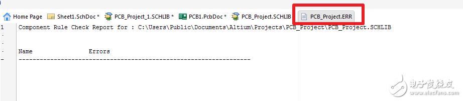 【Altium小课专题 第045篇】元件创建完成之后如何运用DRC检测规范性?