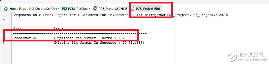 【Altium小课专题 第047篇】元件DRC检查解读—元件管脚号重复处理?