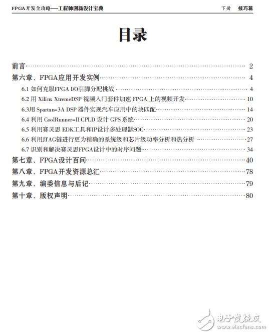 【精选福利】精选FPGA资料免费领!!