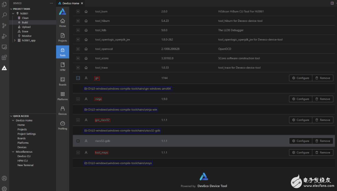 支持多款开发板,DevEco Device Tool新版来袭