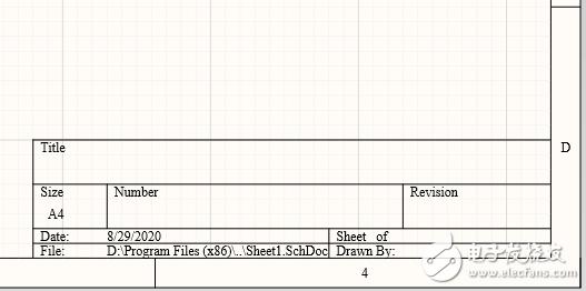 【Altium小课专题 第066篇】原理图右下角Title栏如何进行隐藏和显示?