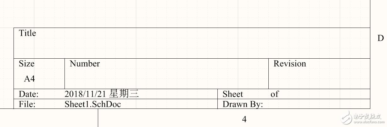 【Altium小课专题 第068篇】原理图的模板如何进行编辑信息更改?