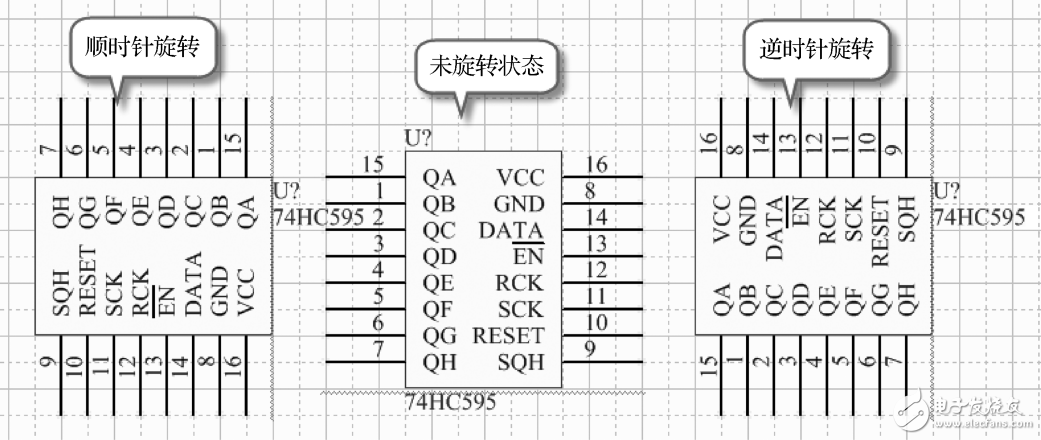 【Altium小課專題 第074篇】繪制原理圖時如何對元器件進行拖動與旋轉?