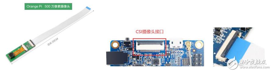 全志H3开发板OrangePi PC Plus使用Linux3.4系统连接OV5640摄像头测试