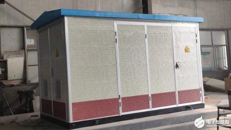箱式变电站两种不同结构的比较