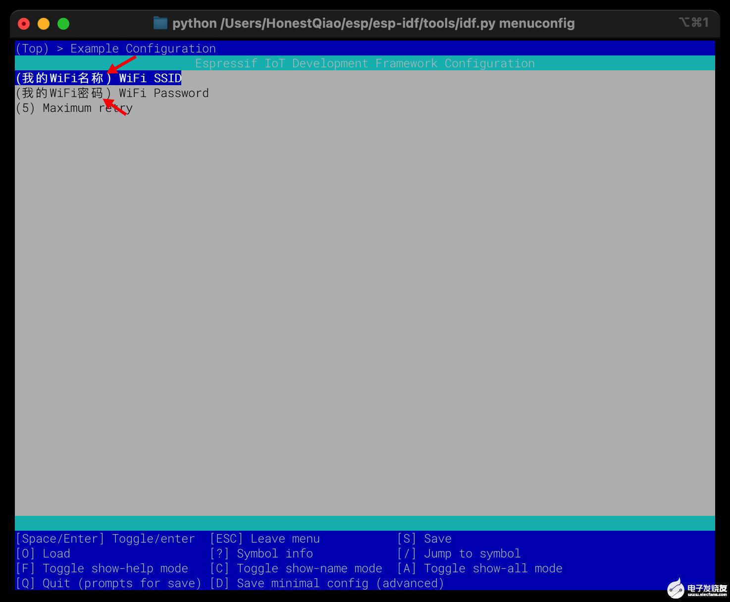 【乐鑫ESP32-C3 RISC-V处理器IoT开发板试用体验】WiFi初连接演示应用