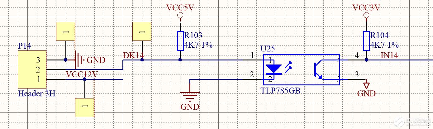 如何利用光耦设计出一个常闭或常开常闭可选的电路?