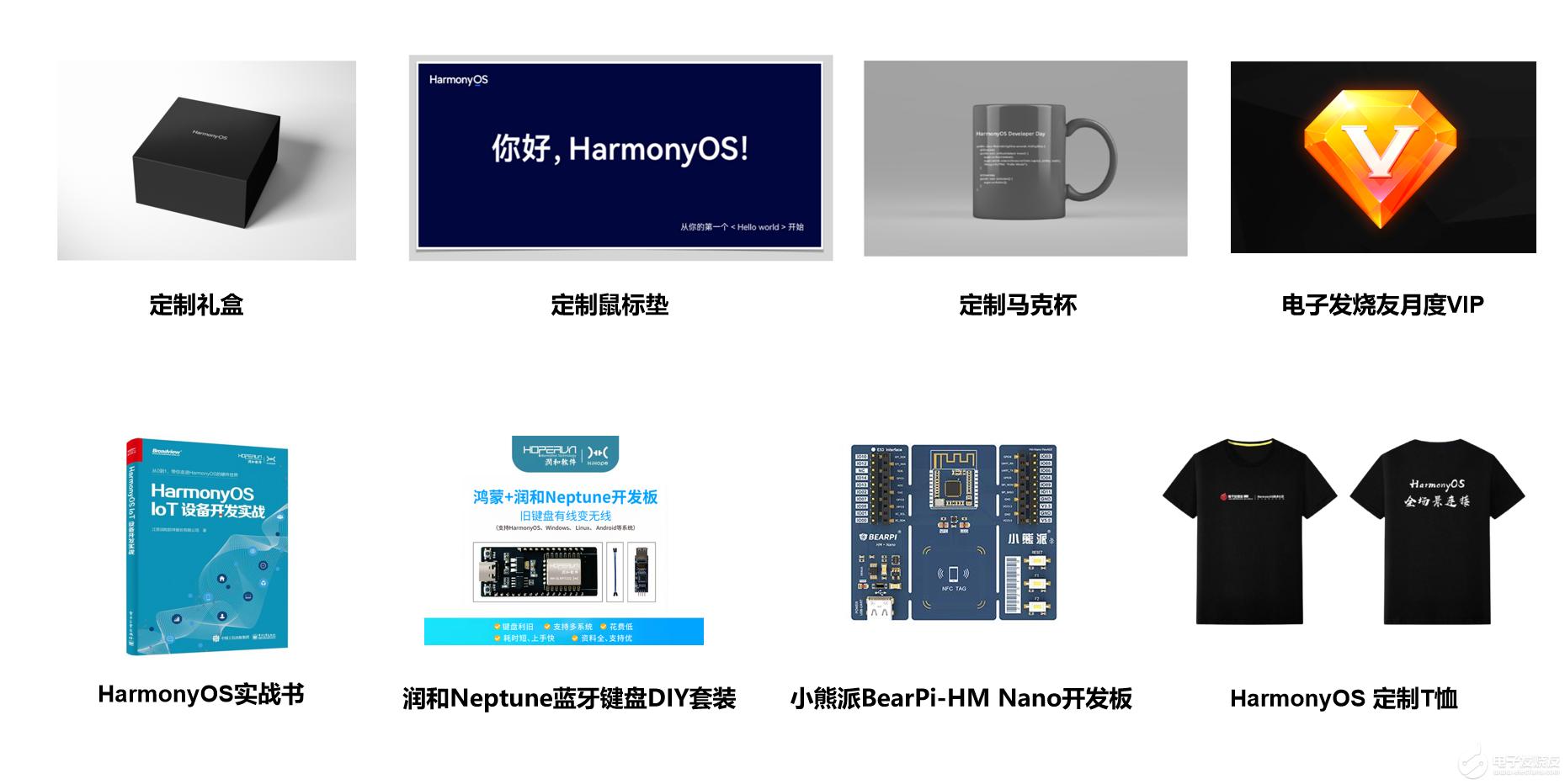 【7月31日】HarmonyOS职业认证是什么?来直播间了解下,顺便抽个奖吧~