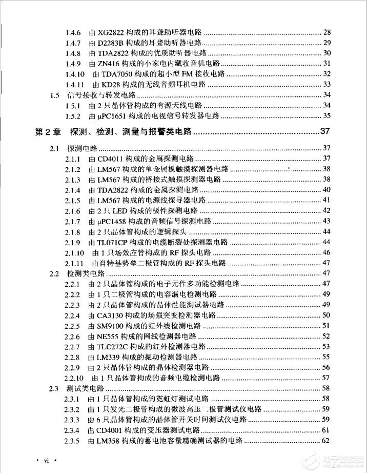 【精选】实用电子电路260例-294页书籍PDF